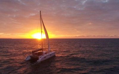 Sailing La Vagabonde